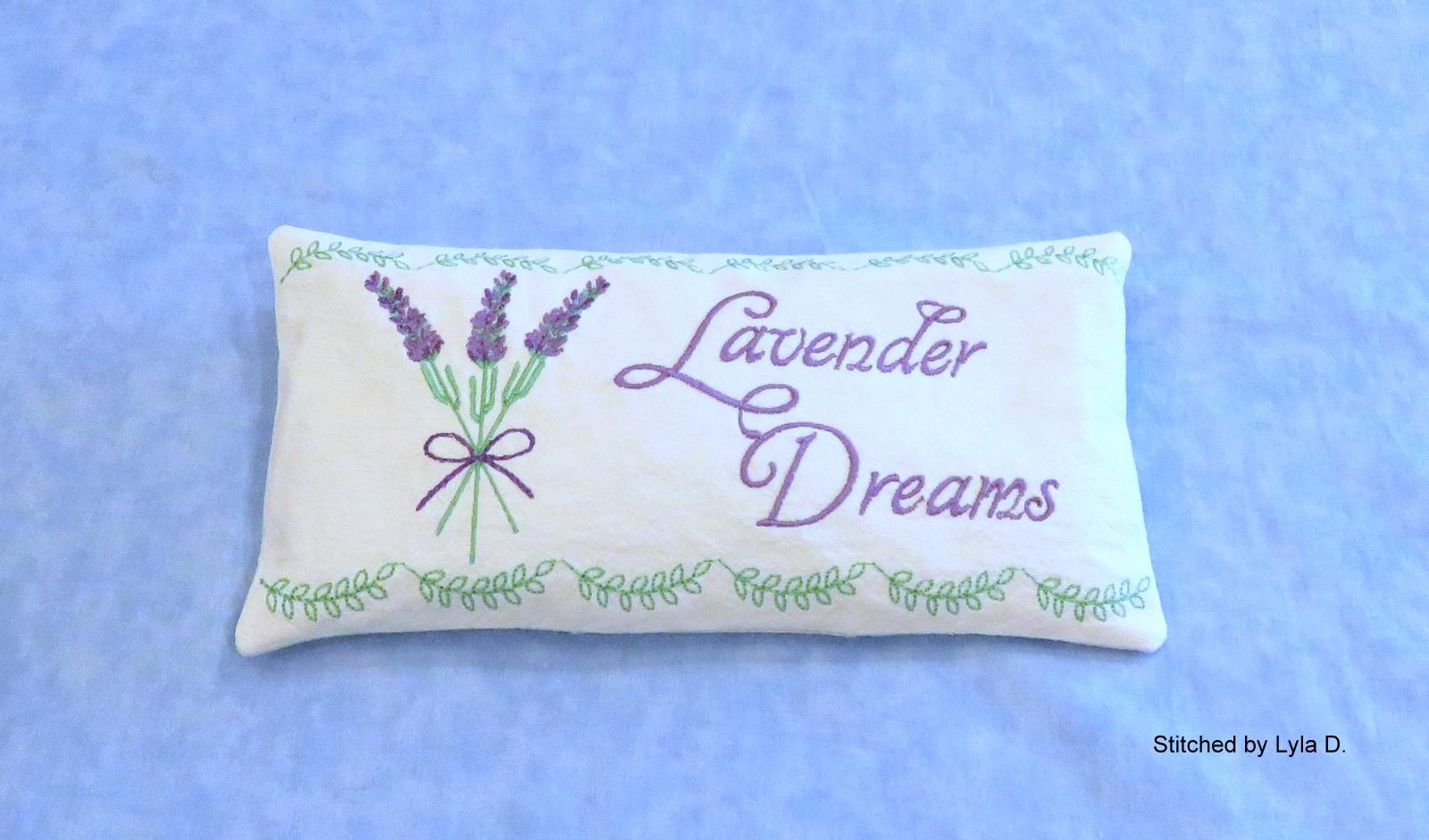 Lavender Dreams Sachet-9