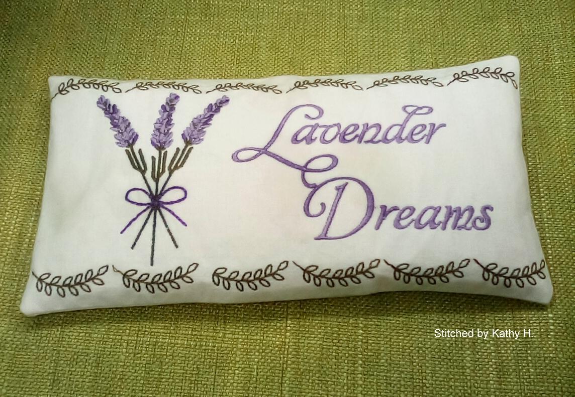 Lavender Dreams Sachet-11
