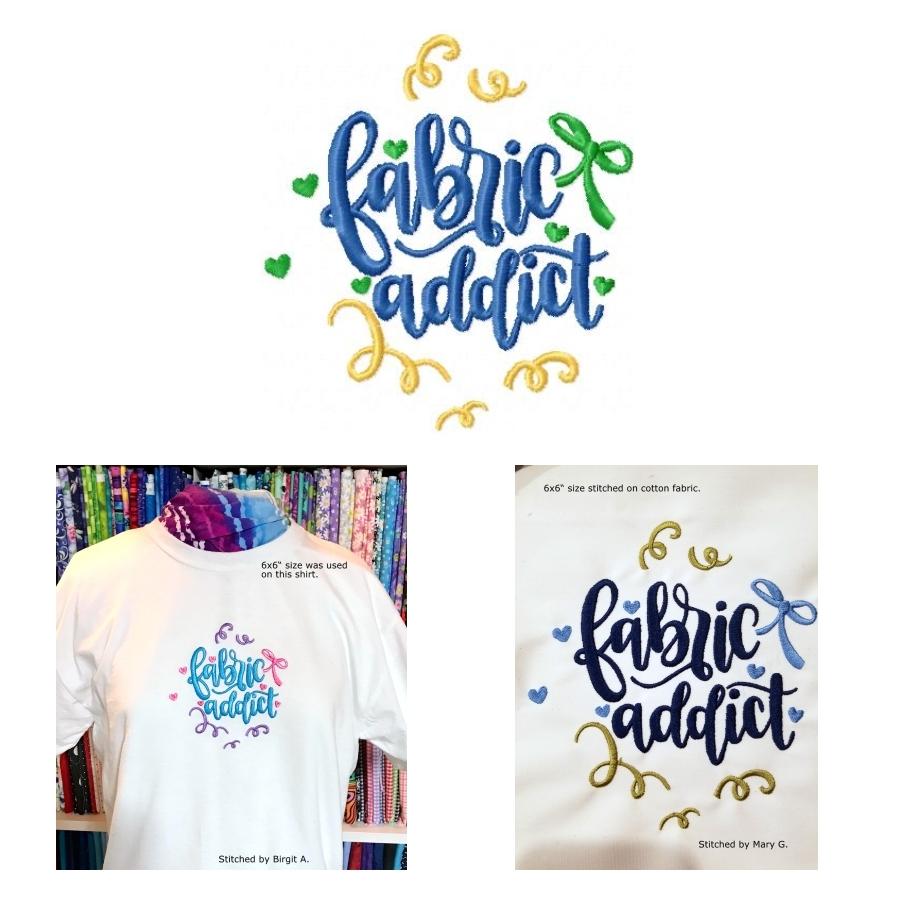 Fabric Addict Design