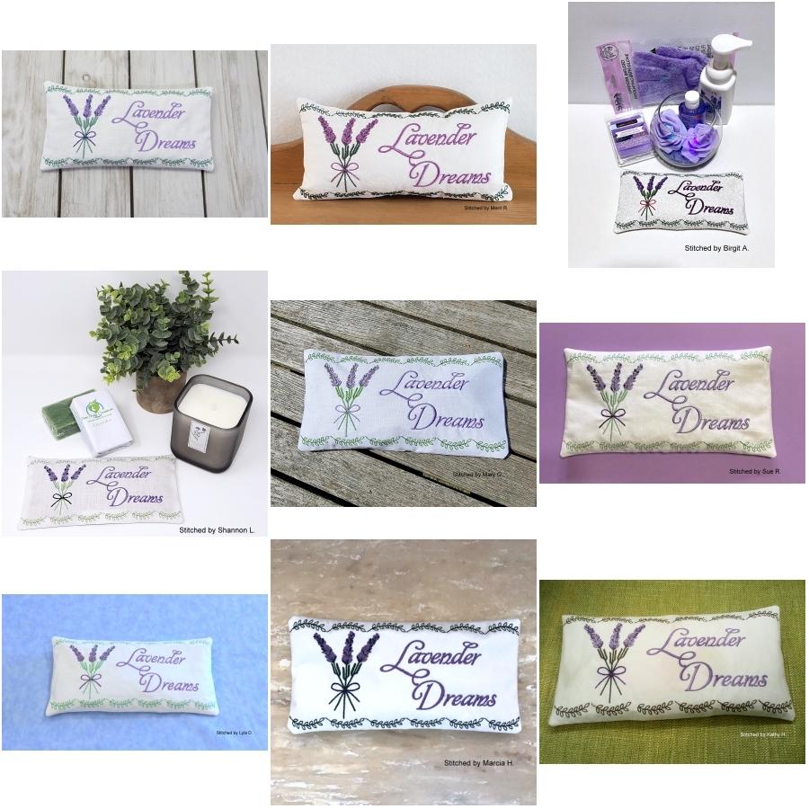 Lavender Dreams Sachet