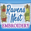 Ravens Nest Embroidery