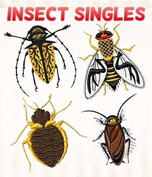 Insects Singles