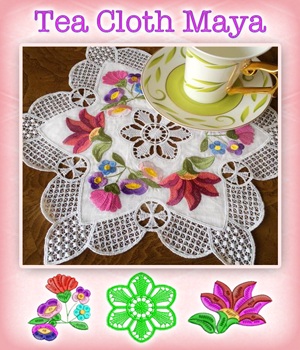 Tea Cloth Maya