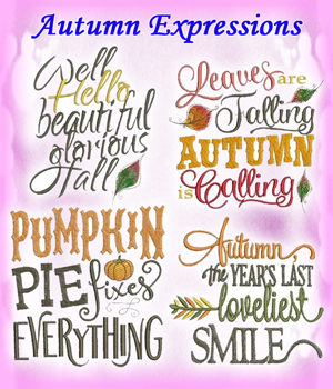 Autumn Expressions
