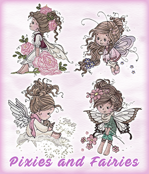pixies and fairies oregonpatchworks
