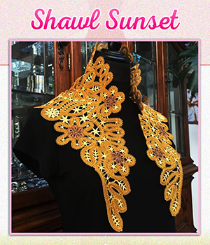 Shawl Sunset