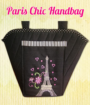 Paris Chic Handbag