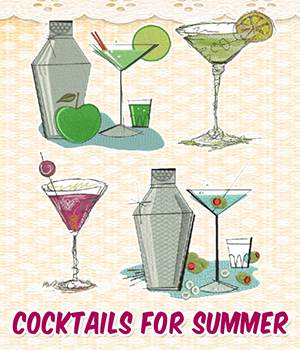 Coctails For Summer