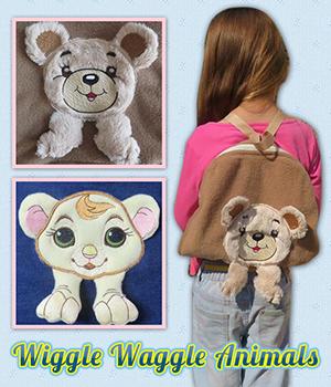 Wiggle Waggle Animals