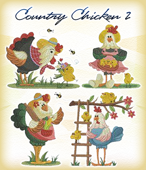 Country Chicken 2