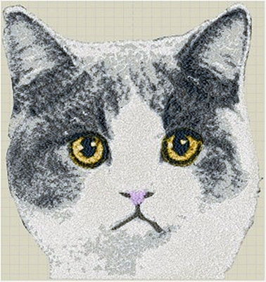 Custom Embroidery Designs - After
