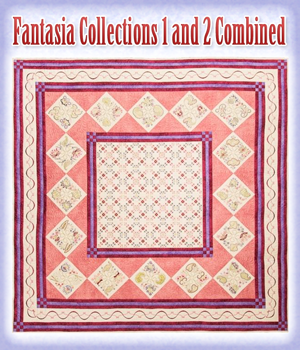 Fantasia Collections 1 and 2 Combined