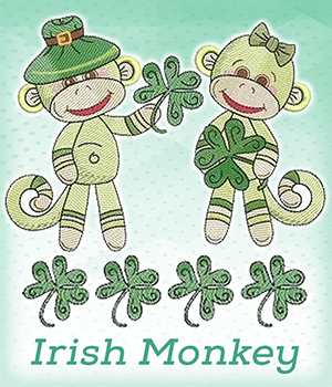 Irish Monkey