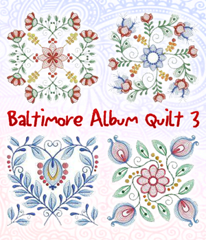 Baltimore Album Quilt 2