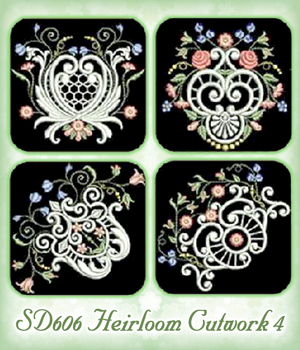 SD606 Heirloom Cutwork 4