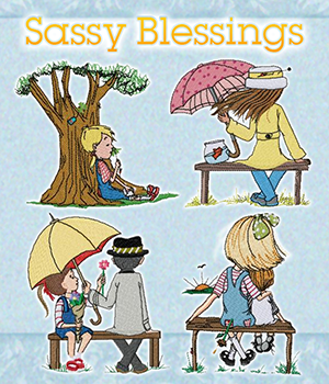 Sassy Blessings