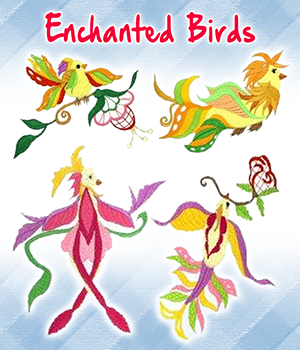 Enchanted Birds