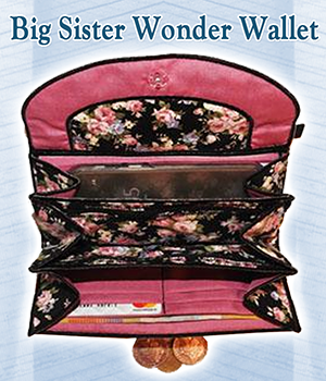 Big Sister Wonder Wallet