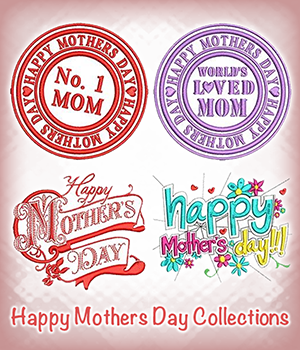 Happy Mothers Day Collections