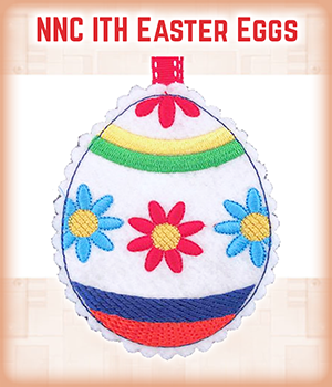 NNC ITH Easter Eggs