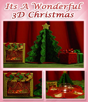 Its A Wonderful 3D Christmas