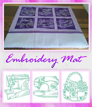 Embroidery Mat