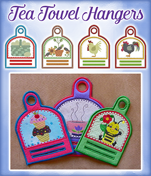 Tea Towel Hangers
