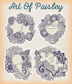 Art Of Paisley