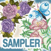 Free Embroidery Machine Sample