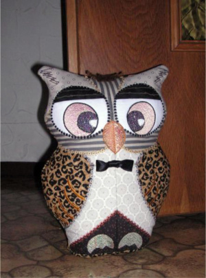 Hootie The Door Stopper