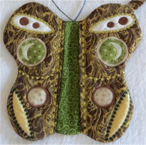 ITH Butterfly Oven Mitts