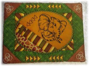Mug Rugs From Africa