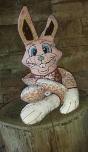 Bunny Shelf Sitter