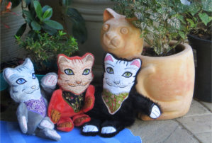 ITH Soft Toy:Kitty Cat