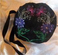 ITH Circular Shoulder Bag