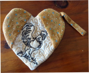 ITH Oven Hearty Oven Mitt