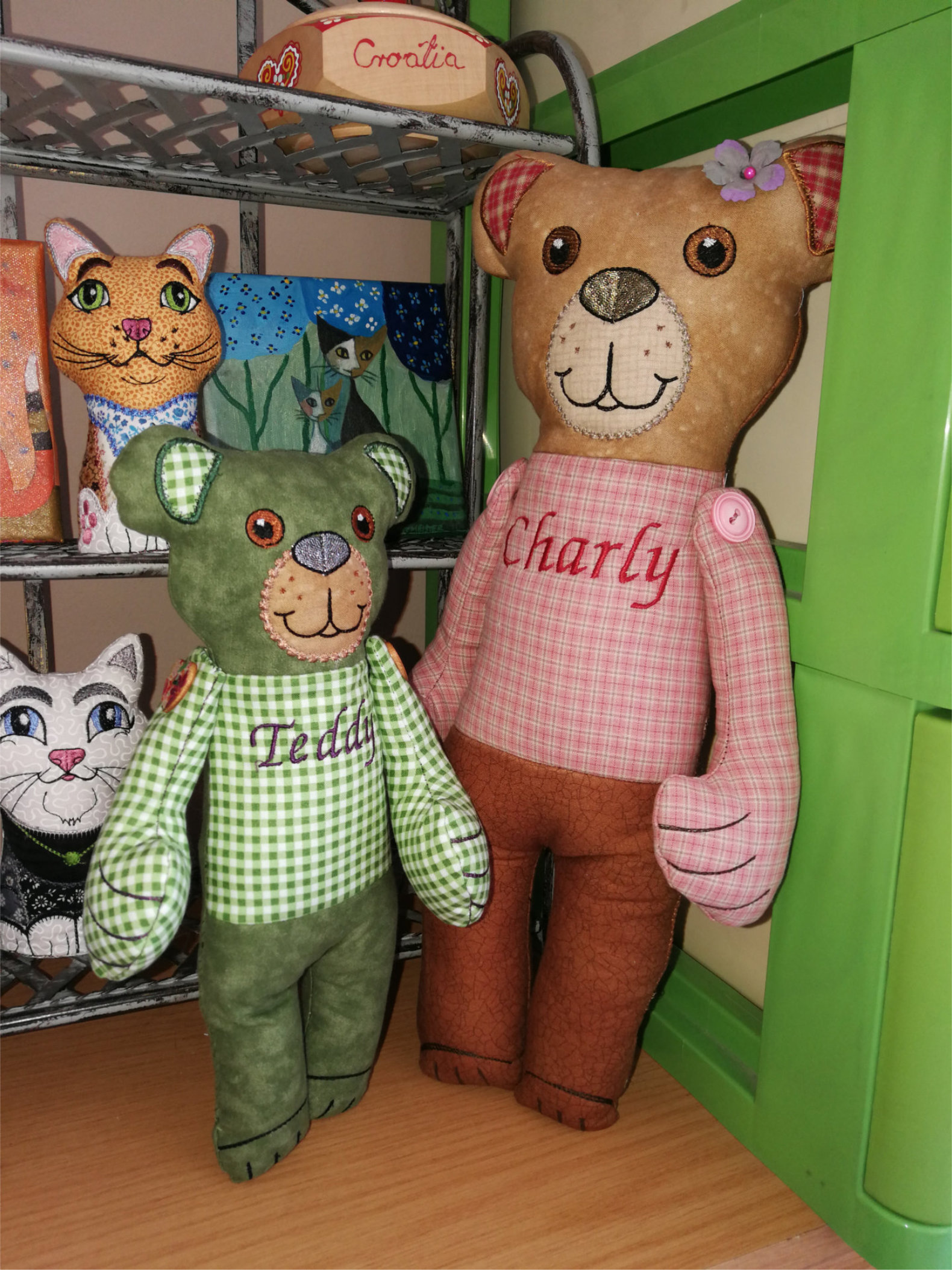 Charly The Cute Teddy-5