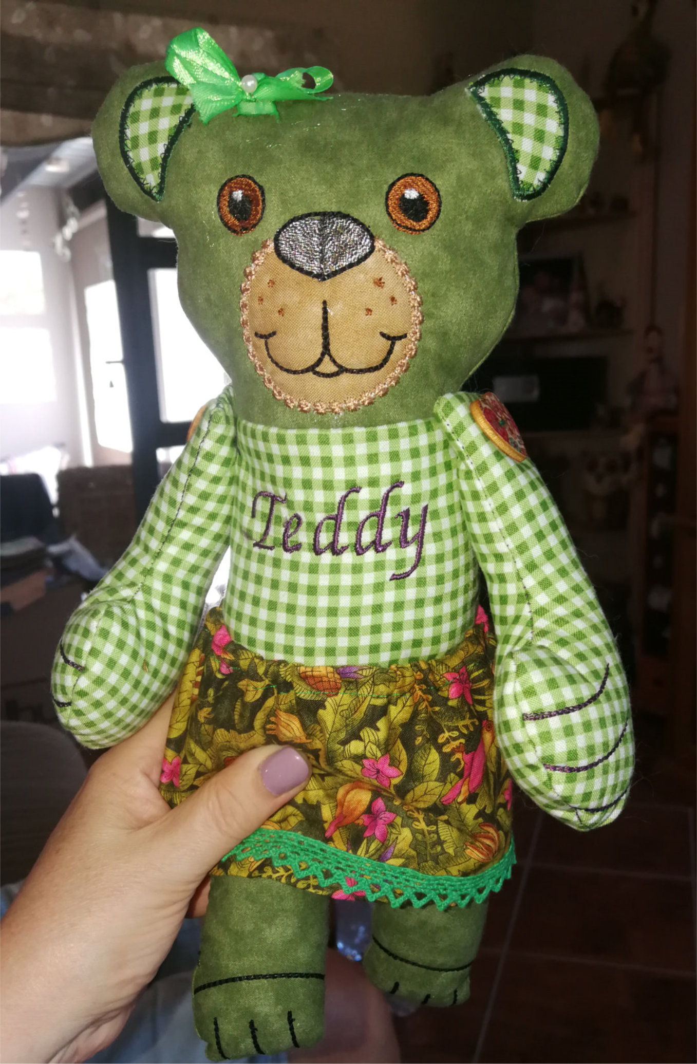Charly The Cute Teddy-7