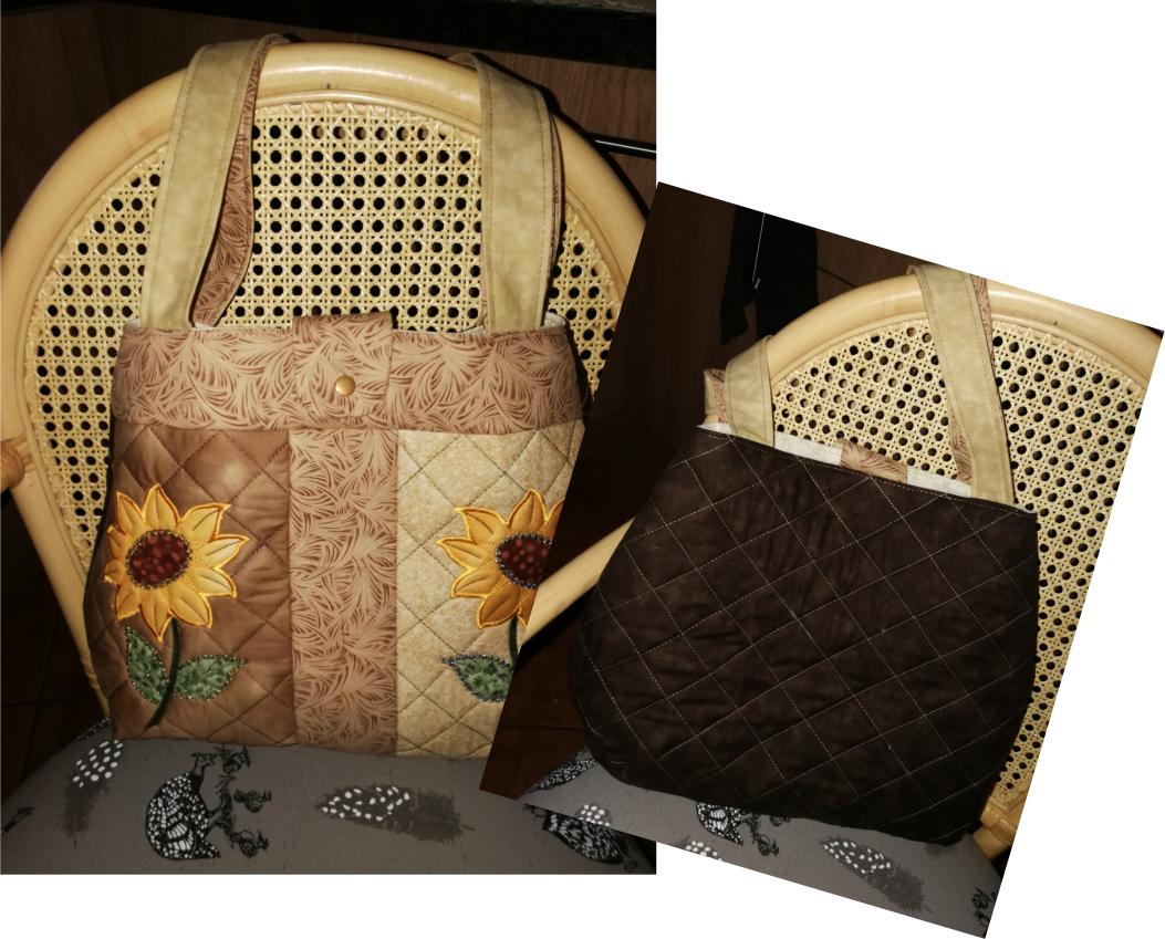 Sunflower BOHO Shoulder Bag-6