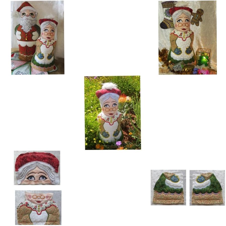 ITH Mrs Santa Claus