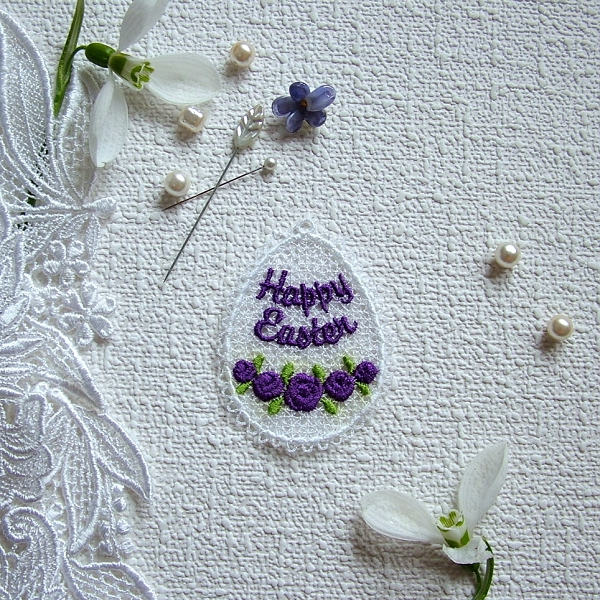 Easter Lace 2-10