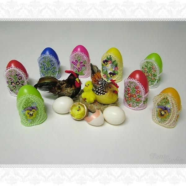 Easter Egg Holders 3 -3