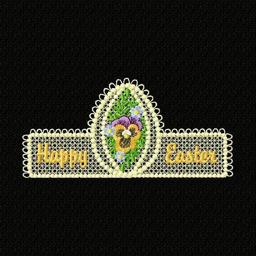 Easter Egg Holders 3 -4
