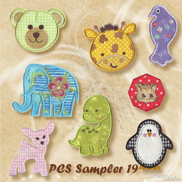 PCS Sampler 19 -3