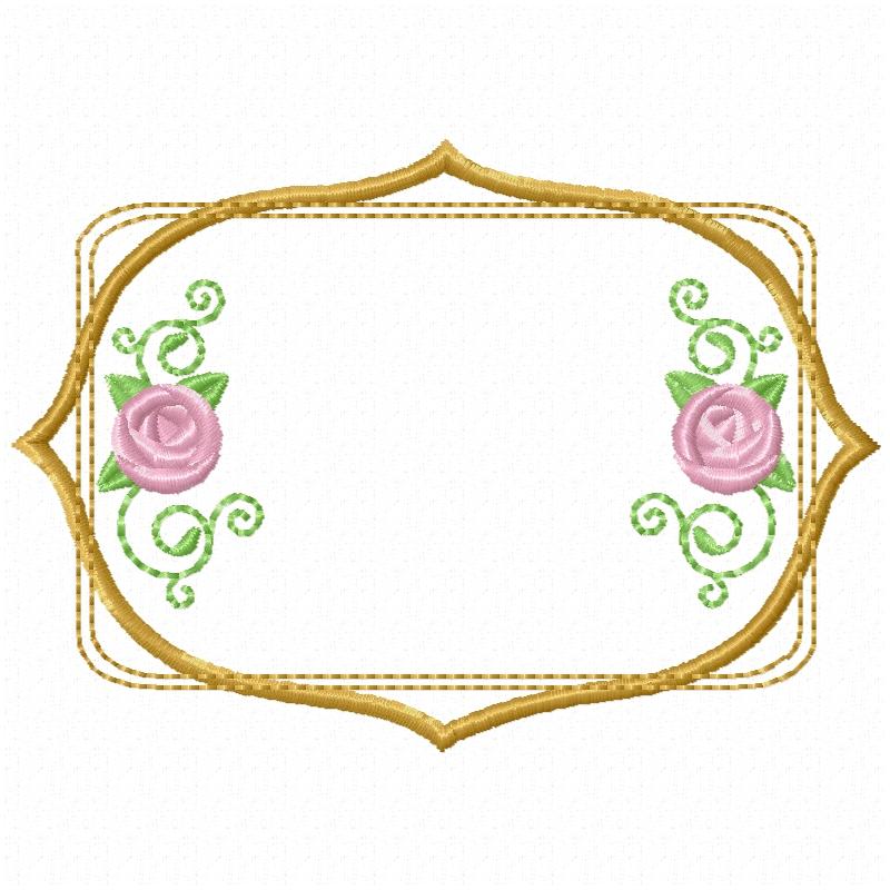 Art Nouveau Frames -11