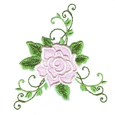 Floral Applique -6