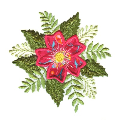 Floral Applique -7