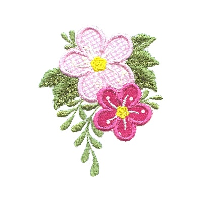 Floral Applique -9