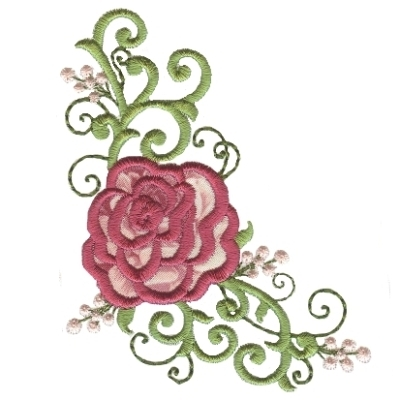 Floral Applique -11