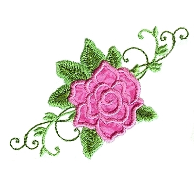 Floral Applique -12